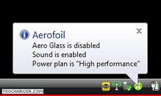 Aerofoils