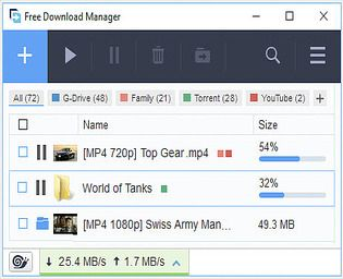 Free Download Manager Mac Internet