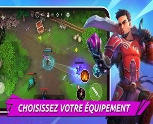 FOG Battle Royale Android Jeux