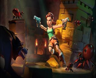 Tomb Raider Reloaded iOS Jeux