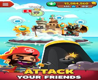 Pirate Kings Jeux