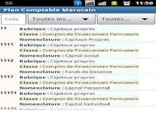Plan Comptable Marocain Finance & Entreprise