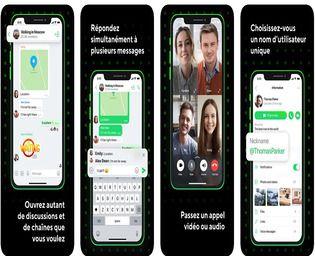 ICQ New iOS Internet