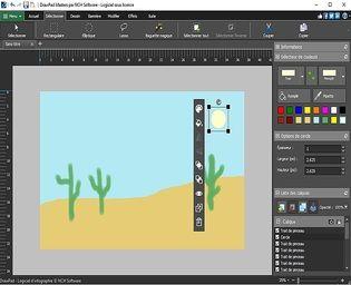 DrawPad - Logiciel de dessin Multimédia