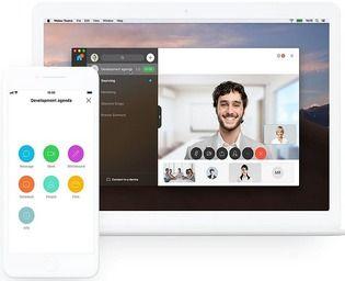 Webex Teams Mac Finances & Entreprise