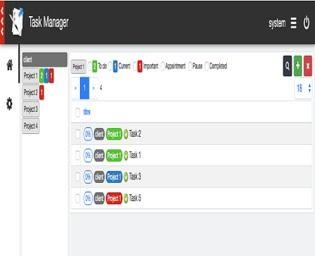 Task Manager - Windows Bureautique