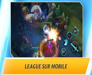 League of Legends : Wild Rift Android Jeux