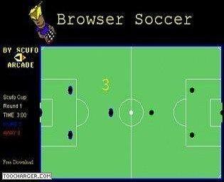 Browser Soccer Applets Java
