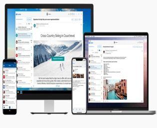 Blue Mail Mac Internet