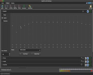 DeskFX - Logiciel amplificateur audio pour Mac Multimédia