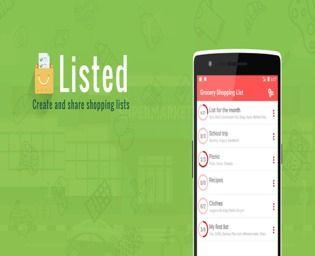 Liste de courses - Listed Utilitaires