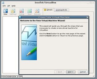 VirtualBox Utilitaires