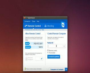 TeamViewer Linux Utilitaires
