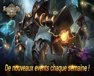 Summoners War:  Lost Centuria Android Jeux