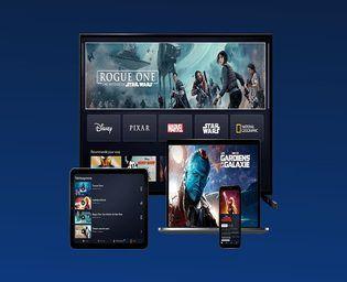 Disney+ Android TV  Multimédia