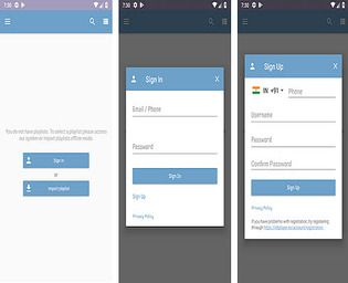 OttPlayer Android Multimédia