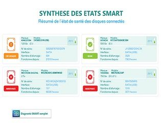 Smart Disk Checker 2021 Utilitaires