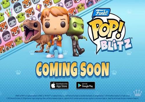 Funko Pop ! Blitz IOS Jeux