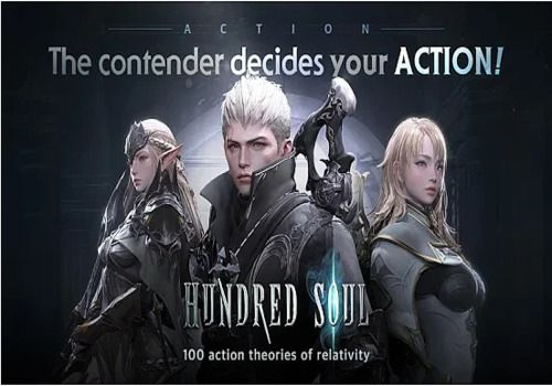 Hundred Soul IOS Jeux