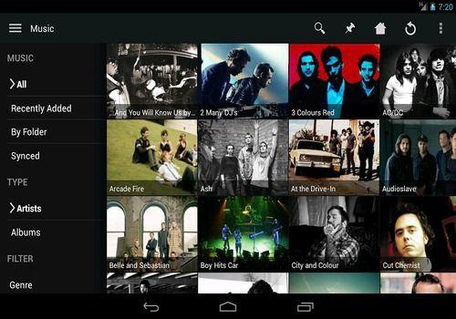 Plex iOS Multimédia