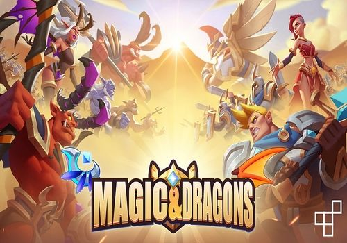 Magic and Dragons IOS Jeux