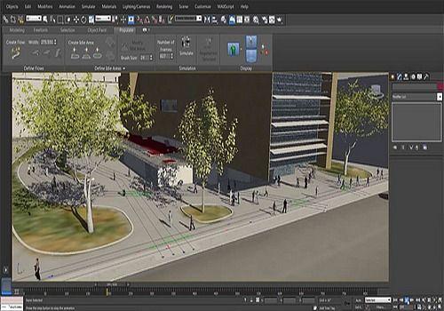 Autodesk 3DS MAX  Multimédia