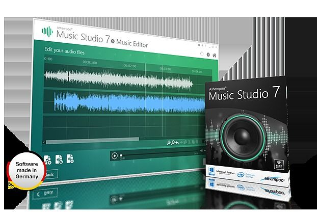 Ashampoo Music Studio 2018 Multimédia