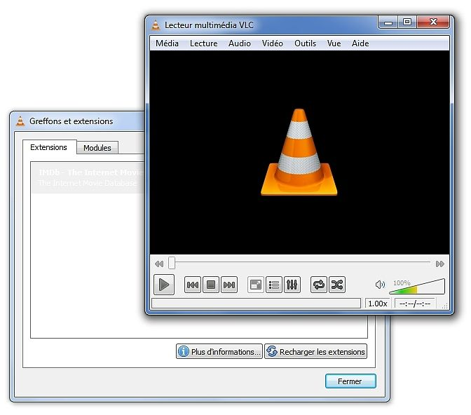 VLC media player Multimédia