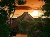 Pyramide Incas Fonds d'écran