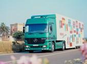 Mercedes Actros Fonds d'écran