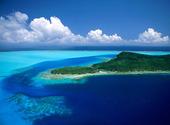 Île du pacifique Fonds d'écran