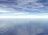 Ciel et eau Fonds d'écran