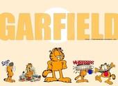 Gardfield Fonds d'écran