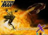 Action Man Fonds d'écran