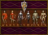 Ashen Empires Fonds d'écran