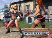 Backyard Wrestling 2 Fonds d'écran