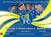 Club Football 2005 Chelsea FC Fonds d'écran