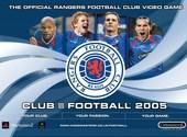 Club Football 2005 Rangers FC Fonds d'écran