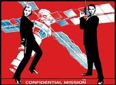 Confidential mission Fonds d'écran