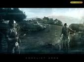Conflict zone Fonds d'écran