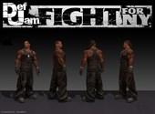 Def jam fight of new york Fonds d'écran