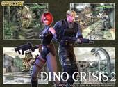 Dino crisis 2 Fonds d'écran