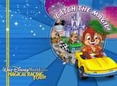 Disney magical racing tour Fonds d'écran