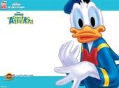 Donald couak attack Fonds d'écran