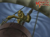 Escape from Monkey Island Fonds d'écran