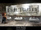 Evil twin Fonds d'écran