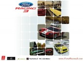 Ford racing 3 Fonds d'écran