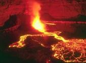 Volcan Fonds d'écran