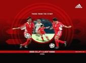 Football chine Fonds d'écran