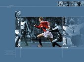 Football divers Fonds d'écran